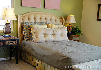 ... Free Stock Photography: Luxury Bedroom Interior Des