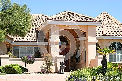 Luxury Beige Home