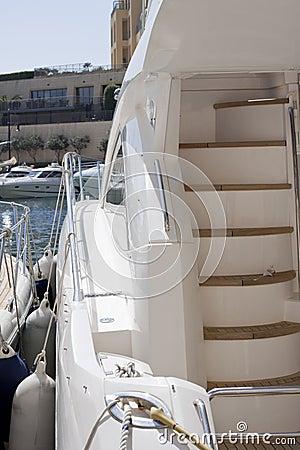 Luxury boat Malta