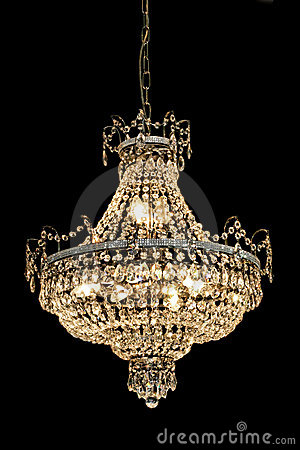 Free Luxury Chandelier Royalty Free Stock Images - 5418989
