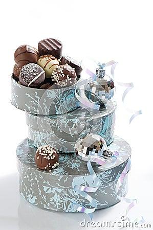 Luxury Christmas Chocolates
