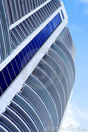 Free Luxury Condominium High Rise Royalty Free Stock Photography - 4582107