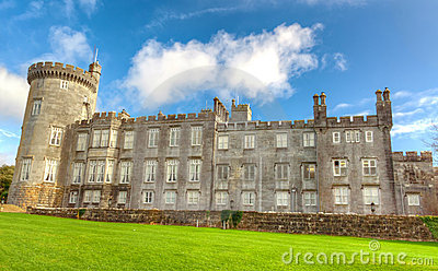 Luxury Dromoland Castle in Ireland