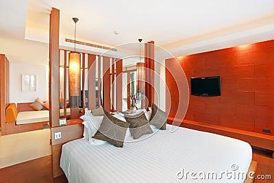 Luxury grand bedroom