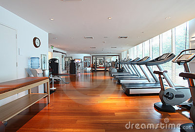 Luxury Gym