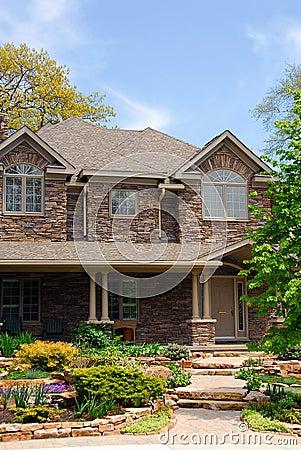 Free Luxury Home Stock Image - 790961