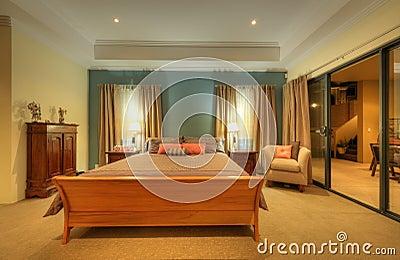 Luxury Home Bedroom