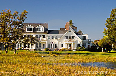 Luxury Home on the Chesapeake Bay