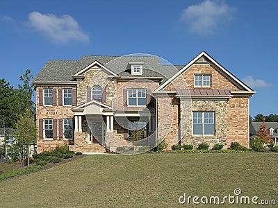 Luxury Home Exterior 16
