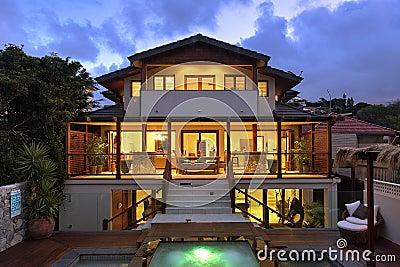 Luxury Home Exteriror