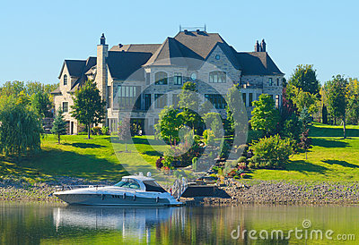 Luxury Home by the Lake