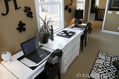 Luxury home office