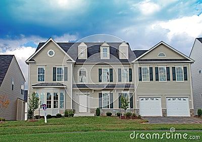 Luxury Home Under Construction 4