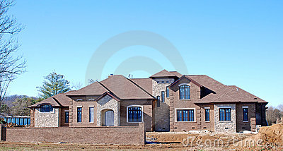 Luxury Home Under Construction 5