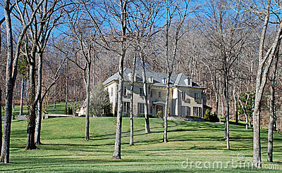 Luxury Home on Wooded Lot 38