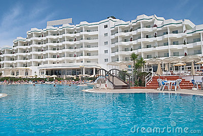 Luxury hotel 2