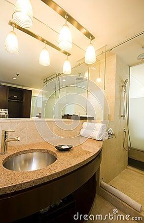 Luxury hotel bathroom trinidad port of spain