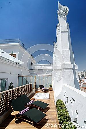 Luxury Hotel Sun Terrace
