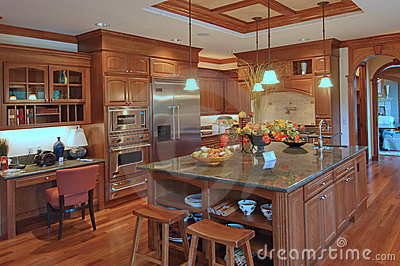 Luxury Kitchen 2