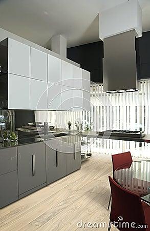 Free Luxury Kitchen Stock Photography - 3959122