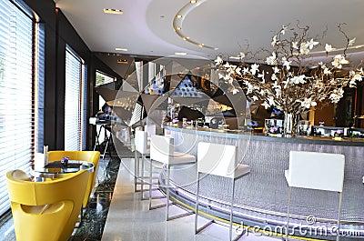 Luxury lobby