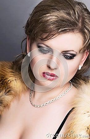 Luxury make-up