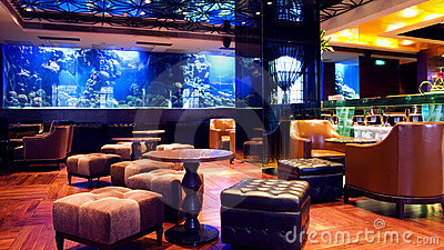 Luxury nightclub