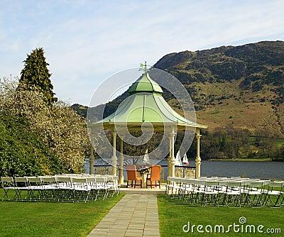 Luxury Outdoor Wedding Venue