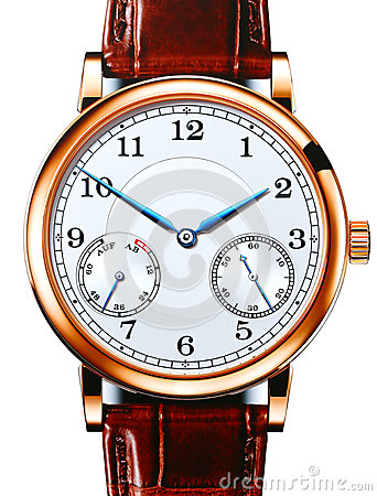 Luxury mechanical swiss watch