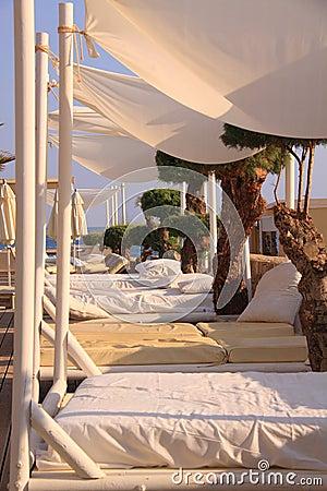 Luxury relaxing resort