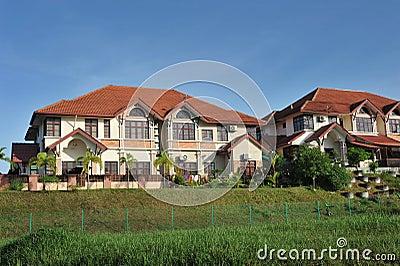 Luxury residence area