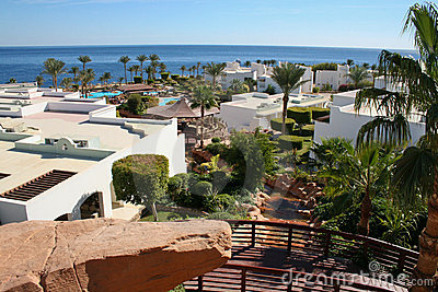 Luxury resort in Sharm el Sheikh