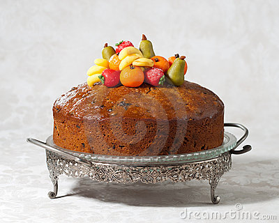 Luxury Rich Fruit Cake