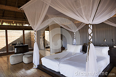 Luxury safari Hotel Botswana