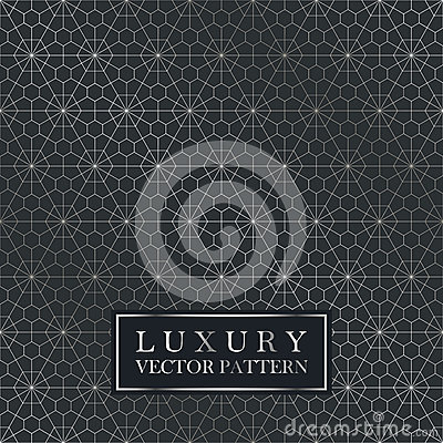 Free Luxury Seamless Ornate Pattern - Grid Gradient Texture. Royalty Free Stock Photography - 90798947