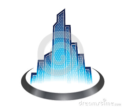 Luxury Skyscraper Logo