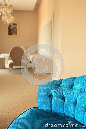 Luxury sofa upholstery