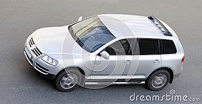Luxury sport utility vehicle