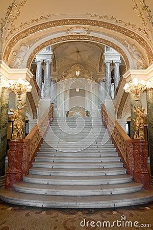 Free Luxury Stairway Stock Image - 9496401