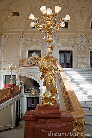 Luxury stairway