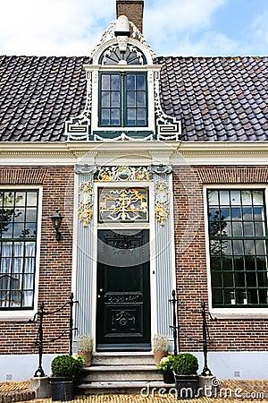 Luxury Townhouse door