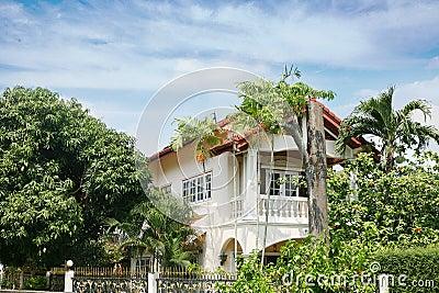 Luxury villa in Thailand.
