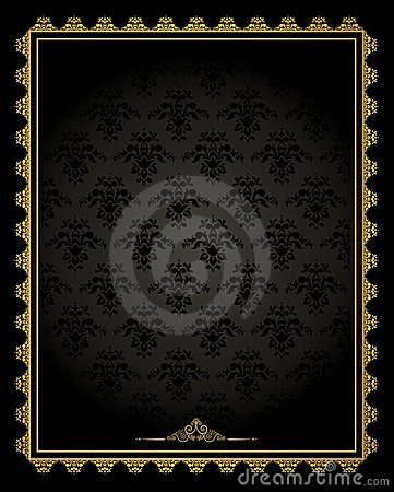 Luxury Vintage tapestry background.