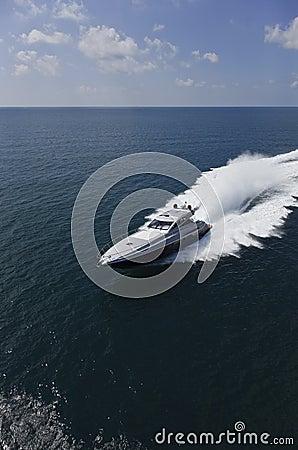 Luxury yacht Alfamarine 60