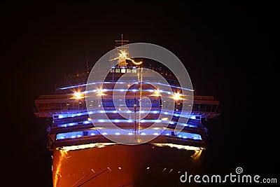 Luxus ship