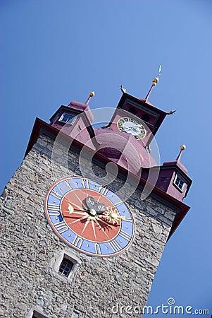 Luzern Clocktower
