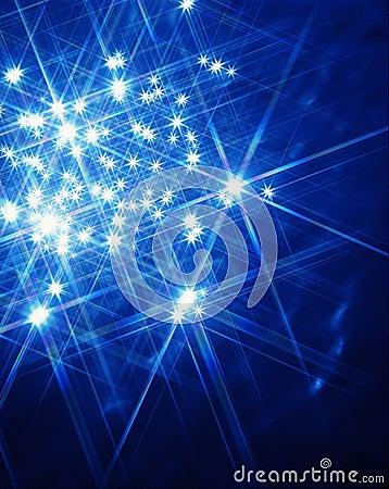 Luzes das estrelas
