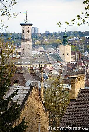Free Lviv City, Ukraine Stock Images - 24629194