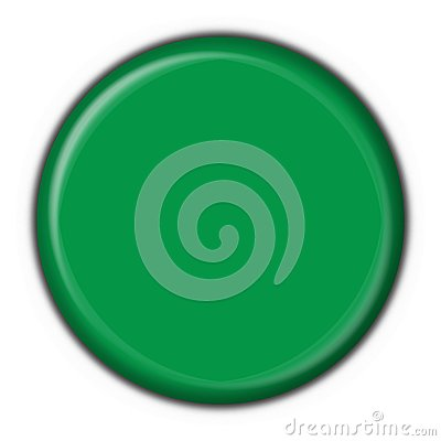 Lybia button flag round shape