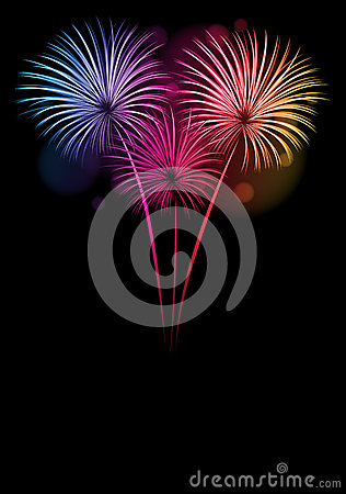 Lyckligt kort för nytt år 2013